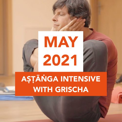Ashtanga Retreat May 2021 near Berlin, Germany