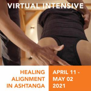 Ashtanga Internal Alignment Intensive Online Course April 2021