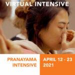 Online Pranayama Intensive Online Course Image April 2021